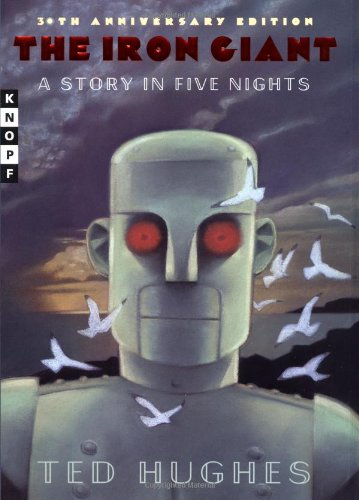 9780375801679: The Iron Giant: A Story in Five Nights