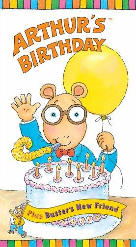 9780375801693: Arthur - Arthur's Birthday [VHS]