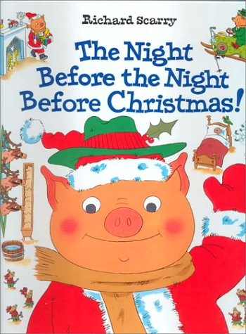 9780375802027: The Night Before the Night Before Christmas