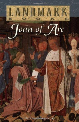 Joan of Arc (Landmark Books): Ross, Nancy Wilson