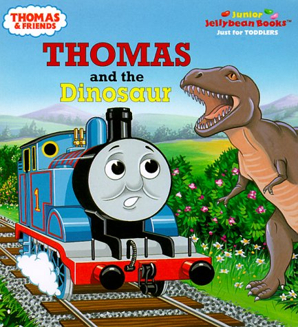 9780375802447: Thomas and the Dinosaur (Junior Jellybean Books(TM))