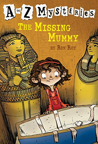 9780375802683: The Missing Mummy (A to Z Mysteries)
