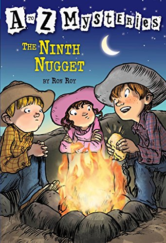 9780375802690: The Ninth Nugget (A to Z Mysteries)