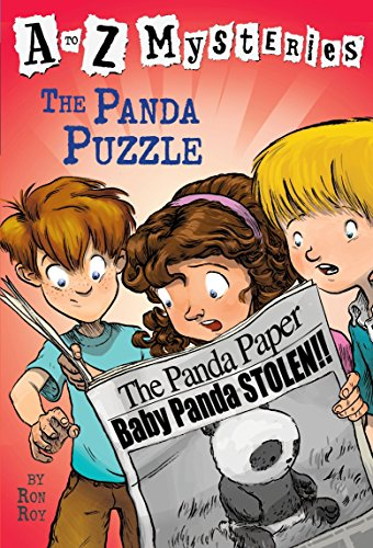 9780375802713: A to Z Mysteries: The Panda Puzzle