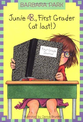 9780375802935: Junie B., First Grader (at last!) (A Stepping Stone Book(TM))