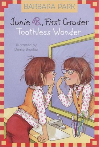 9780375802959: Junie B. Jones #20: Toothless Wonder (A Stepping Stone Book(TM))
