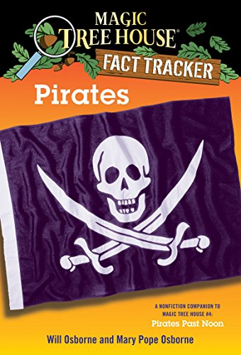 9780375802997: Pirates (Magic Tree House Research Guide, paper)