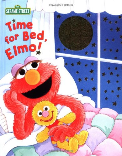 9780375803222: Time for Bed, Elmo (Sesame Street)