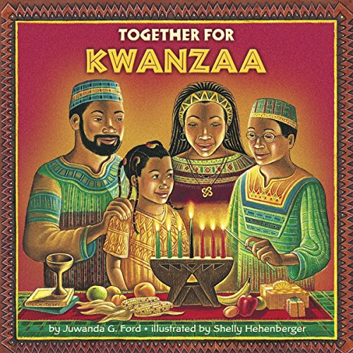 9780375803291: Together for Kwanzaa (Pictureback(R))