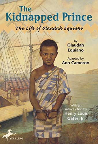 9780375803468: The Kidnapped Prince: The Life of Olaudah Equiano