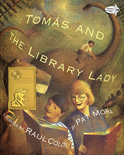 9780375803499: Tomas and the Library Lady (Dragonfly Books)