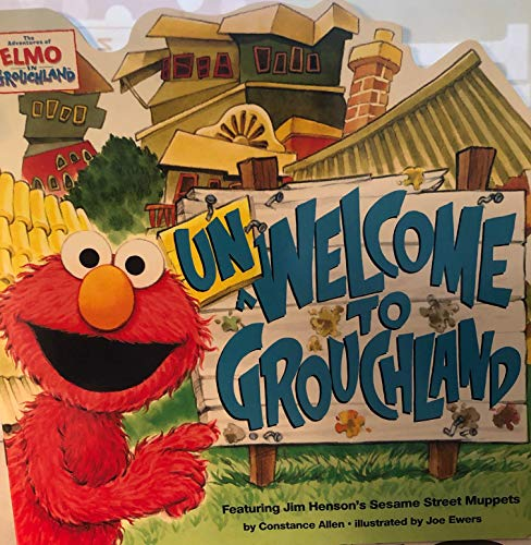 Unwelcome to Grouchland (Pictureback(R)) (0375803645) by Constance Allen
