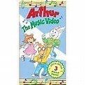 9780375803727: Arthur - The Music Video [VHS]