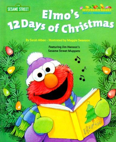 9780375803826: Elmo's 12 Days of Christmas