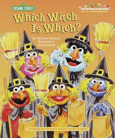 9780375803857: Which Witch Is Which (Jellybean Books(R))