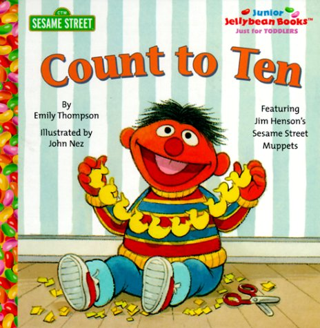 9780375803895: Count to Ten (Junior Jellybean Books(TM))