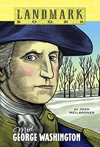 9780375803970: Meet George Washington (Landmark Books)