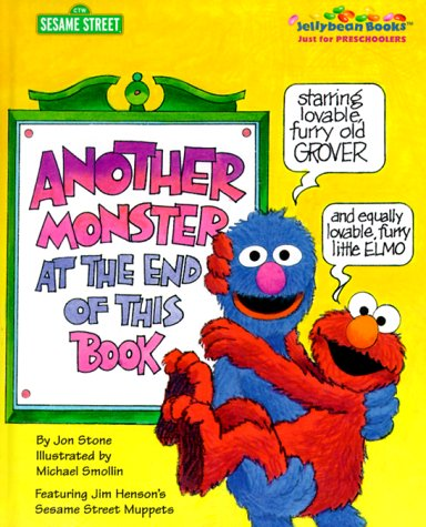 9780375804151: Another Monster at the End of This Book (Jellybean Books(R))