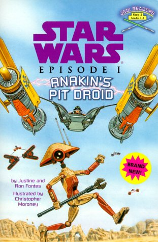 9780375804311: Star Wars, Episode 1: Anakin's Pit Droid (Step into Reading)