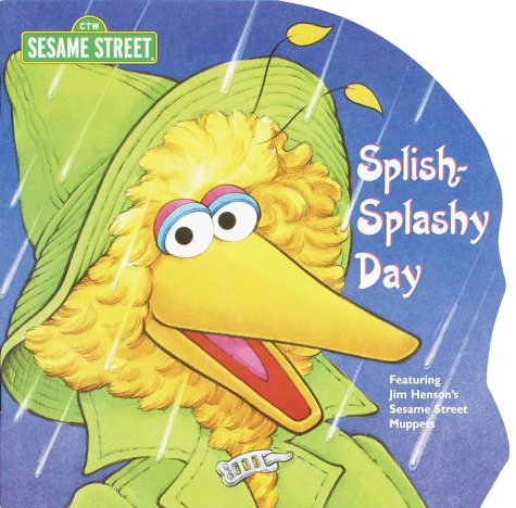 9780375804373: Splish-Splashy Day (Pictureback(R))