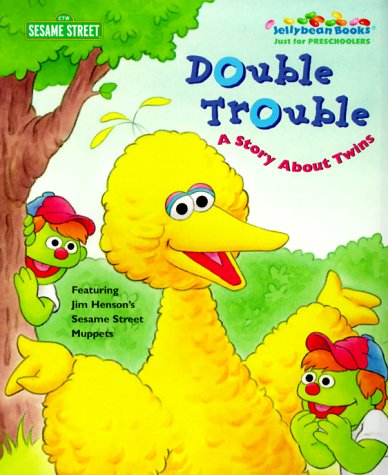 9780375804489: Double Trouble: A Story About Twins (Jellybean Books)