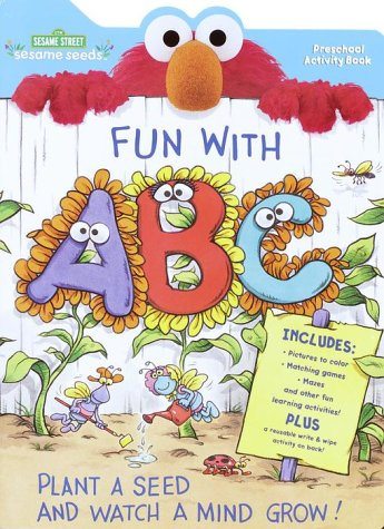 Fun with A,B,C (Sesame Seeds Preschool Act Bks) (9780375804588) by Random House