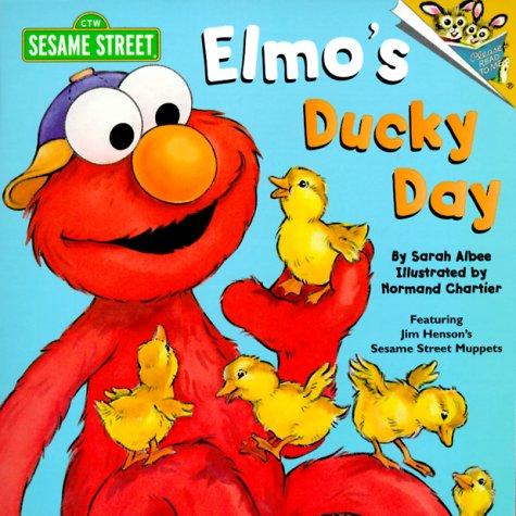 9780375804830: Elmo's Ducky Day (Pictureback(R))