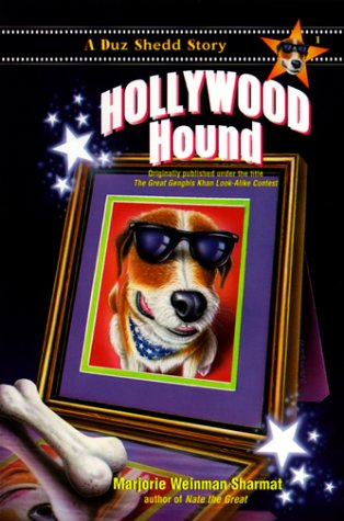 9780375805271: Duz Shedd #1: Hollywood Hound (Stepping Stone, paper)
