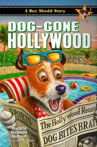 9780375805295: Duz Shedd #2: Dog-Gone Hollywood (Stepping Stone, paper)