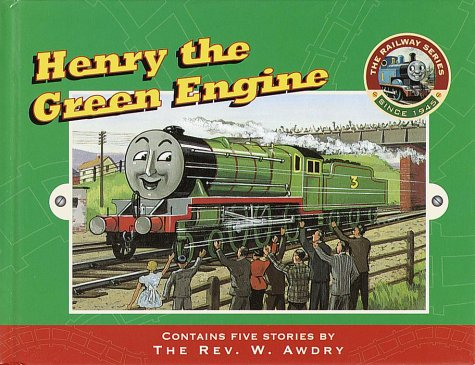 9780375805301: Henry the Green Engine (The Railway Series)