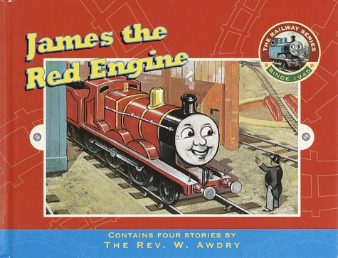 9780375805318: James the Red Engine (Railway Series)