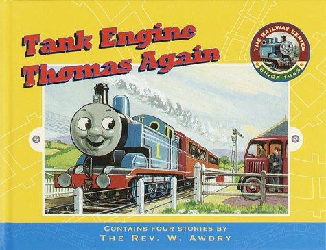 9780375805325: Tank Engine Thomas Again (Railway Series)
