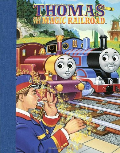 9780375805516: Thomas and the Magic Railroad