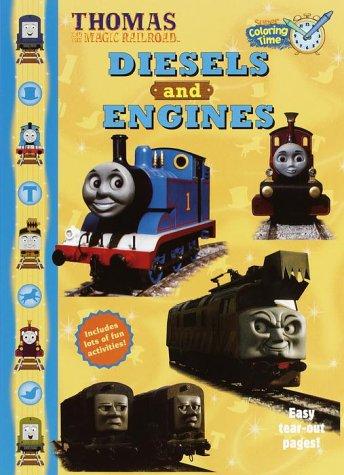 Thomas and the Magic Railroad : Diesels: House, Random