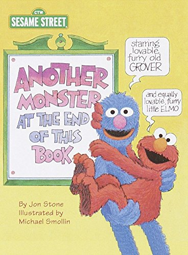 9780375805622: Another Monster at the End of This Book (Sesame Street) (Big Bird's Favorites Board Books)