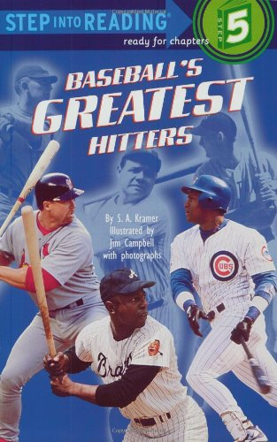 9780375805837: Baseball's Greatest Hitters (Step-Into-Reading, Step 5)
