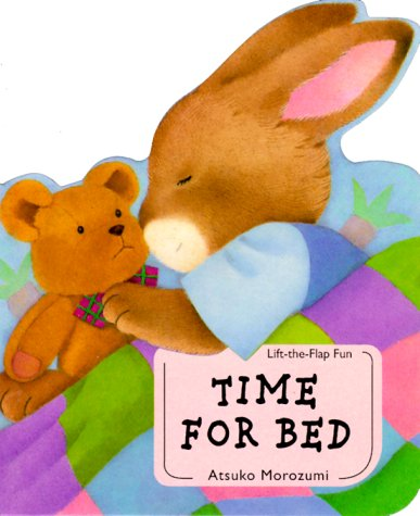 9780375805943: Time for Bed (Baby Bunny Board Book)