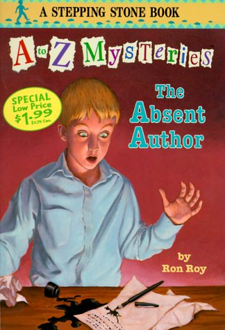 9780375806001: The Absent Author (A Stepping Stone Book(TM))