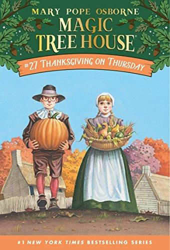 9780375806155: Thanksgiving on Thursday (Magic Tree House)