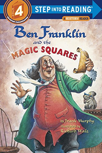 9780375806216: Ben Franklin and the Magic Squares (Step-Into-Reading, Step 4)