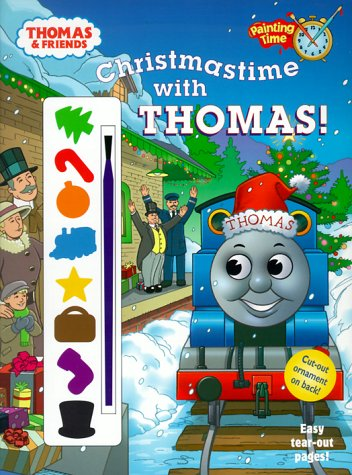 9780375806421: Christmastime With Thomas (Thomas & Friends) (Painting Time)