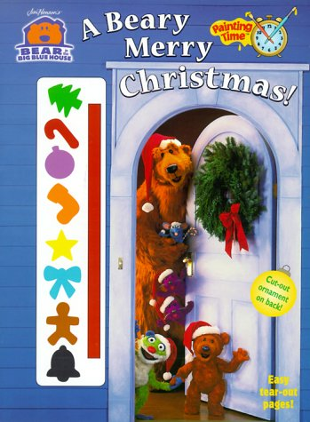 A Beary Merry Christmas! (Painting Time): Random House