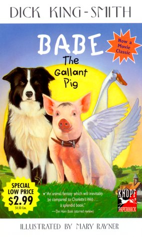 9780375806742: Babe: The Gallant Pig