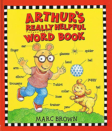 9780375807022: Arthurs Really Helpful Word Book