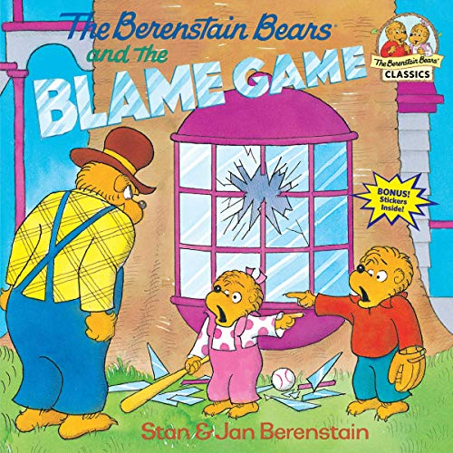 9780375807473: The Berenstein Bears and the Blame Game
