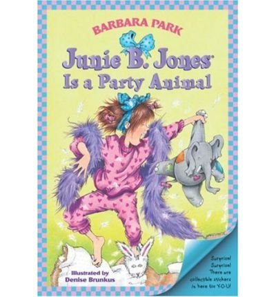 9780375807732: Junie B Jones Is a Party Animal [Taschenbuch] by Park, Barbara