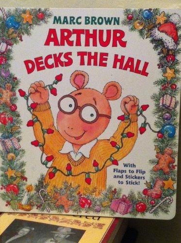 9780375808166: Arthur Decks the Hall