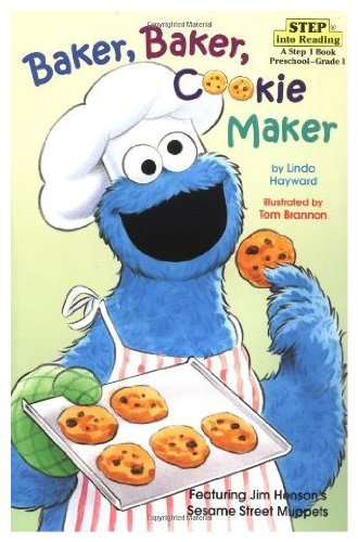 9780375808180: Baker, Baker Cookie Maker