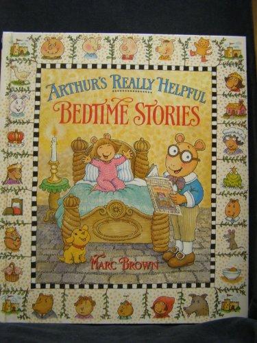 9780375808302: Arthur's Really Helpful Bedtime Stories