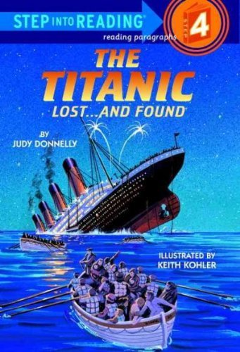 9780375808586: the titanic: lost...and found